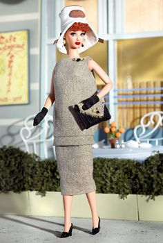 """2002 """"Lucy Gets A Paris Gown™""""   Barbie Collector, Release Date: 11/1/2002 Product Code: B0313, $39,98 Orginal Price"""