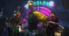 En este nuevo juego de Activision, tendremos un modo cooperativo Zombie llamado Zombies in Spaceland. El concepto es básico, matar zombies con un ambiente ochentero En este vídeo nos podemos dar un idea de las características y saber más... #callofduty:infinitewarfare #zombiesinspaceland