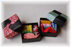 Bento origami