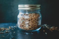 christmas granola | london bakes