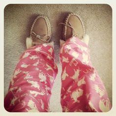 Pink PJs
