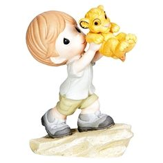 Precious Moments Disney Lion King You're Destined for Greatness Figurine 121037 | eBay