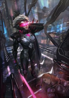 cglasart: Project Fiora by CGlas - league of legends & anime