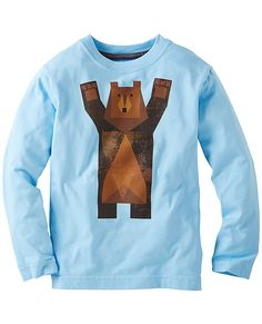 Say What Tees - Bear - Hanna Andersson