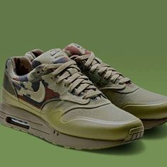 competitive price 86945 15c4d Revealed  the Nike Air Max Camo Collection