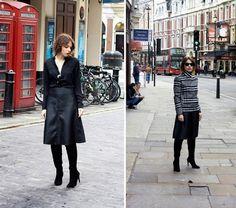 #kurtka top secret #fashion #skirt