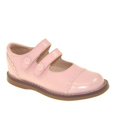 Take a look at this Pink Mackenzie Shoe by FootMates on #zulily today!