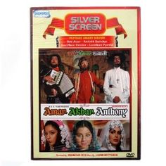 Classic Films On Dvd | Amar Akbar Anthony