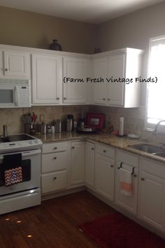 Painting Theril Cabinets With Annie Sloan Part 1 Farm Fresh Vintage Finds Kitchen Cabinet Design