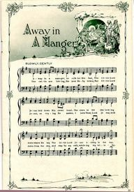 Free download for Xmas sheet music