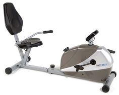 $191.98 The Stamina Programmable Magnetic 4825 bike with its walk-thru design is easy to get on and off. Its adjustable, padded, molded seat with seatback keeps you in the correct position while you exercise so you get the best workout possible. The InTouch monitor keeps you motivated by tracking workout time, speed, distance, and calories burned. The simple one-button control makes it easy to use and the large LCD display makes it easy to read...