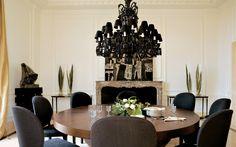23 fantastiche immagini su stefano dorata tel aviv white homes e white houses - Tavoli da pranzo ovali ...