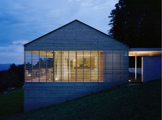 DIETRICH UNTERTRIFALLER House A, Dornbirn