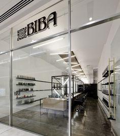 Biba Doncaster salon by Ryan Russell, Doncaster   Australia store design