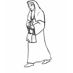 christian february coloring pages - photo#44