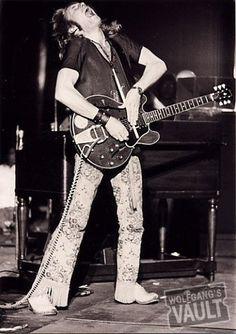 Alvin Lee - Woodstock 1969