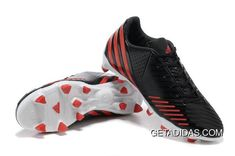 brand new 234d9 9804c Adidas Predator LZ DB Football Boots BlackRed Undoubtedly Choice Replica  Premium Materials Cool 2012 Newest TopDeals, Price   102.78 - Adidas Shoes, Adidas ...