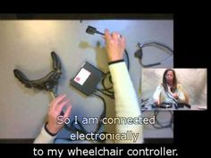 Alternative Inputs and High-Tech Switches for Power Mobility by the Utah Assistive Technology Program