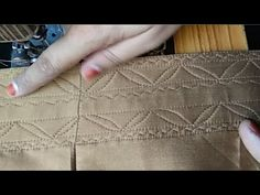 Sleeves Designs For Dresses, Sleeve Designs, Salwar Designs, Blouse Designs, Fabric Manipulation Tutorial, Poncho Design, Design Youtube, Salwar Pants, Embroidery Suits Punjabi