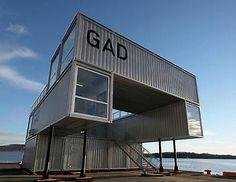 Bildresultat för Underground Shipping Container Homes
