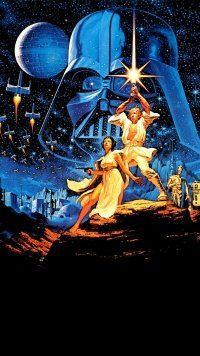 Movie Star Wars Episode Iv A New Hope Star Wars Mobile Wallpaper Video S