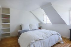 Seine Apartment by A+B KASHA Designs | HomeAdore