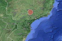 Disso Voce Sabia?: Estudo: restos de supervulcão estão abaixo São Paulo