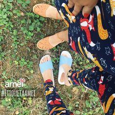 Conforto para os pés também 🍁 #etiquetaamei  #lojaamei #pes #calçados #promo #sandalia #chinelo