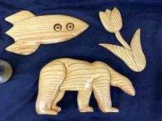 Fun carvings