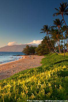 Ulua Beach in Wailea, Maui, Hawaii