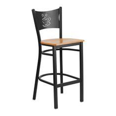 Offex Hercules Series Restaurant Bar Stool #ChairRestaurant