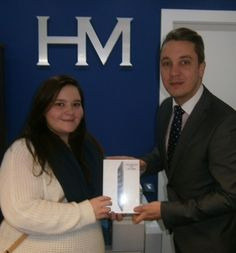 A quick scroll through her Facebook feed proved to be very much to the 'liking' of Zoe Thorpe – it earned her a brand new iPad Mini thanks to Harrison Murray (HM).  The 20-year-old from Wisbech saw a HM 'Spot The Dog' competition online and by sharing it with her friends (there were over 1,000 shares in total) was entered into a free prize draw.