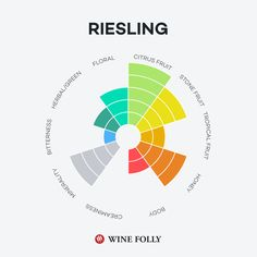 Riesling is a grape you either love to love or love to hate – that is, until you try a great dry Riesling. Sauvignon Blanc, Cabernet Sauvignon, Chenin Blanc, Boot Camp, Pinot Noir, Riesling Wine, Asian Recipes, Asian Foods, Wine Folly