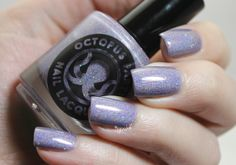 Octopus Party Nail Lacquer Crepuscular | Pretty Girl Science
