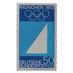 Munchen 1972 Stamps | Flickr - Photo Sharing!