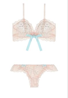 Beautiful lace lingerie fit for any princess