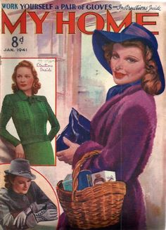 My Home magazine from January 1941