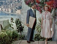Top six films filmed on the French Riviera during the fifties and sixties: An Affair To Remember, 1957 Starring Cary Grant and Deborah Kerr