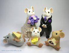 Quernus Crafts: Wedded Bliss Part 1