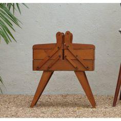 Relooker une travailleuse le meuble photos haute - Boite a couture moderne ...