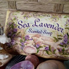 Sea Lavender Soap