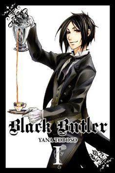 Black Butler, Vol. 1 by Yana Toboso, http://www.amazon.com/dp/0316080845/ref=cm_sw_r_pi_dp_1.IKpb0K0JW8M