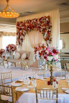 Gorgeous Wedding Stage Decoration Designs 2016