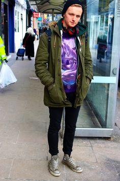 Leeds Street Style: Day 6 // Photography byRowan Brogden