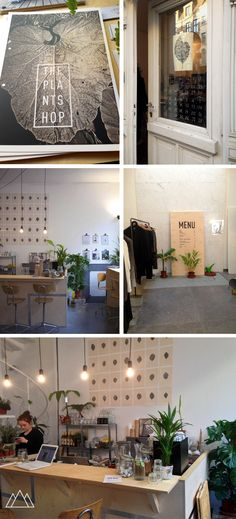 The Plantshop, Antwerp.
