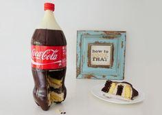 Resultado de imagen para torta fernet con coca paso a paso