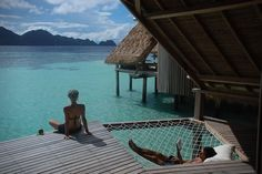 12 Overwater Bungalow Vacations You Should Take Before You Die (shared via SlingPic)