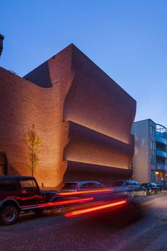 Sports Block Groningen by Marlies Rohmer Architects & Urbanists. Photograph © Daria Scagliola / Stijn Brakkee.