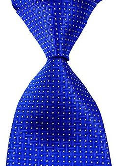 4f6582fdc74e EXT Collectino 100% Silk Necktie, New Classic Patterned B... Necktie Pattern
