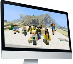 Find out how to use Minecraft in the classroom. Get the latest information on Minecraft: Education Edition, and take your students to the next level. Dyslexia Teaching, Teaching Kids, Minecraft School, Programming Tools, Mission Projects, Tech Sites, Hit Games, Teachers Toolbox, Coding For Kids